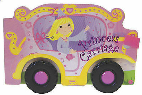 Princess Carriage - children book