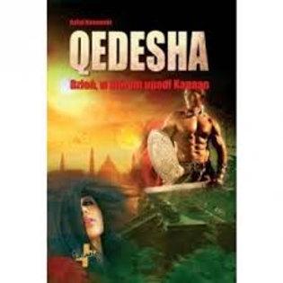Qedesha Rafał Kosowski- polish book