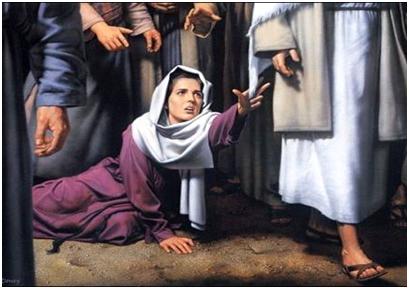 Co Jezus zrobił kobietom?! Kobieta w oczach mężczyzn i w oczach Boga.