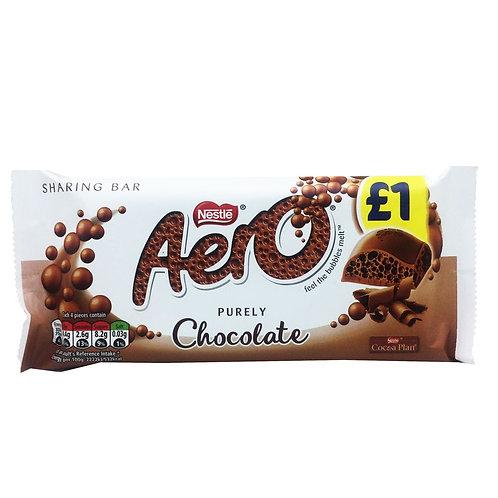 Aero Chocolate Sharing Bar