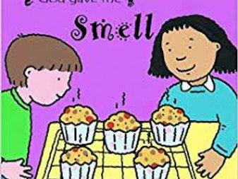God gave me Smell