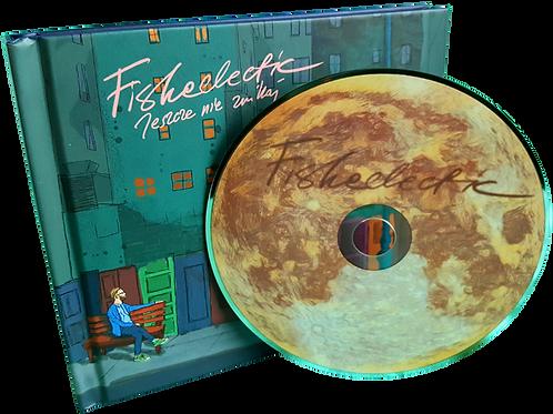 Fisheclectic- Jeszcze nie znikaj CD- polish worship music