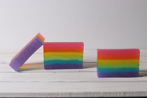 New Road Reinbow kids Soap