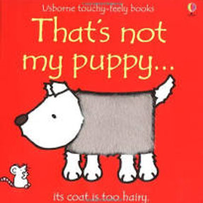 That's not my puppy- children book