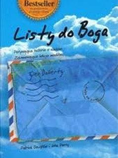 Listy do Boga- polish book