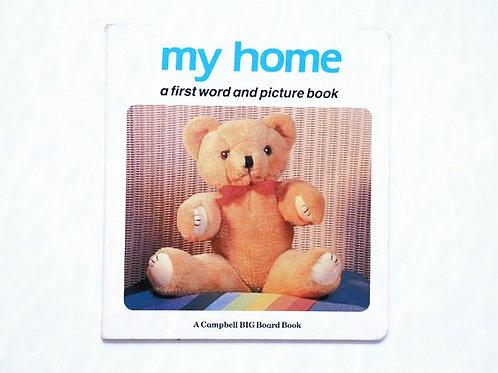My home -children books