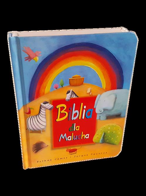 Biblia dla malucha- polish Bible for children