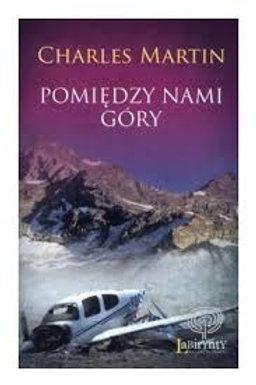 Pomiędzy nami góry- polish book