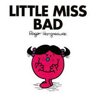 Little Miss Bad - children book