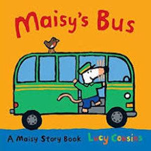 Maisy's Bus  -children book