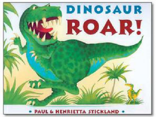 Dinosaur Roar! - children book