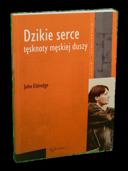 Dzikie Serce - polish book