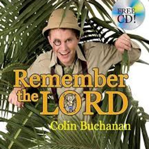Remember the Lord book +CD