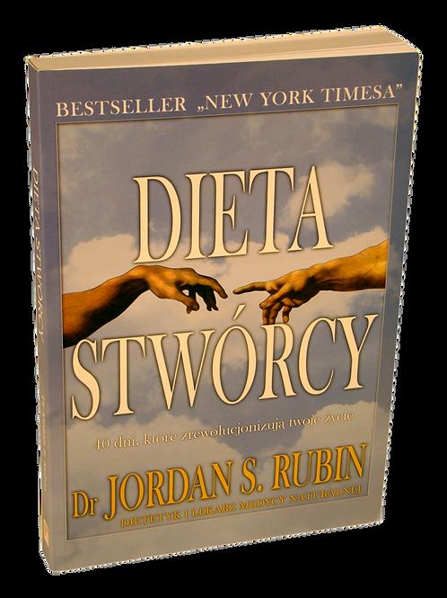 Dieta Stwórcy- polish book