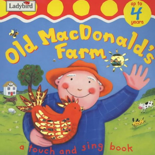 Old MacDonald's Farm - children book