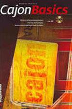Toca cajon basic Matthias Philipzen + CD- in German language