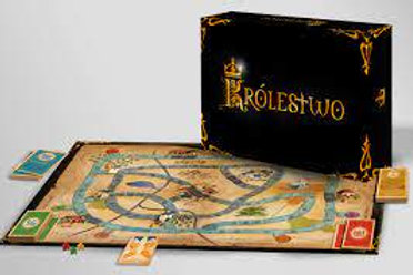 Królestwo Gra Planszowa/ christian boardgame in polish