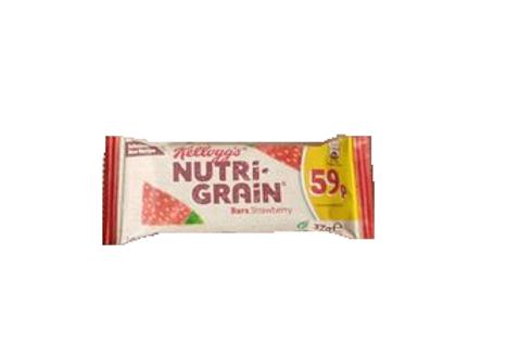 Kelloggs Nutri-Grain Strawberry Bar