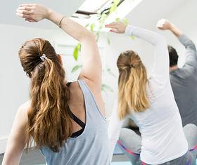 Pilates Group Mat Class