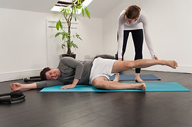 Pilates individual one-on-one session