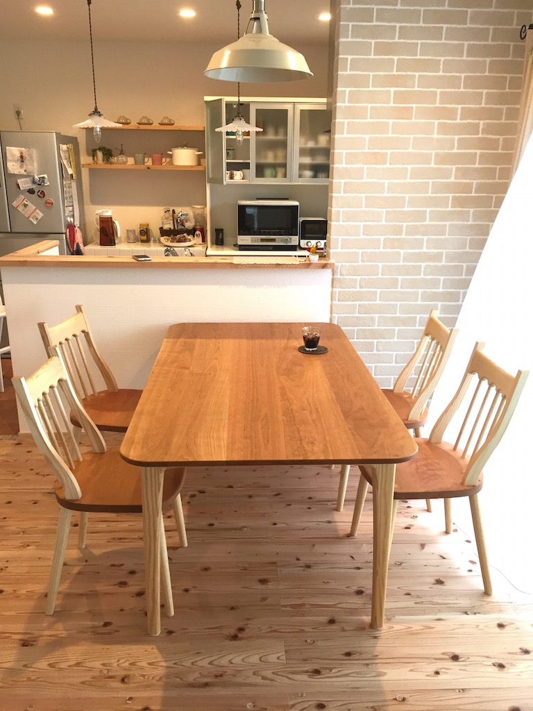 Dining Table Set1-4(order made)