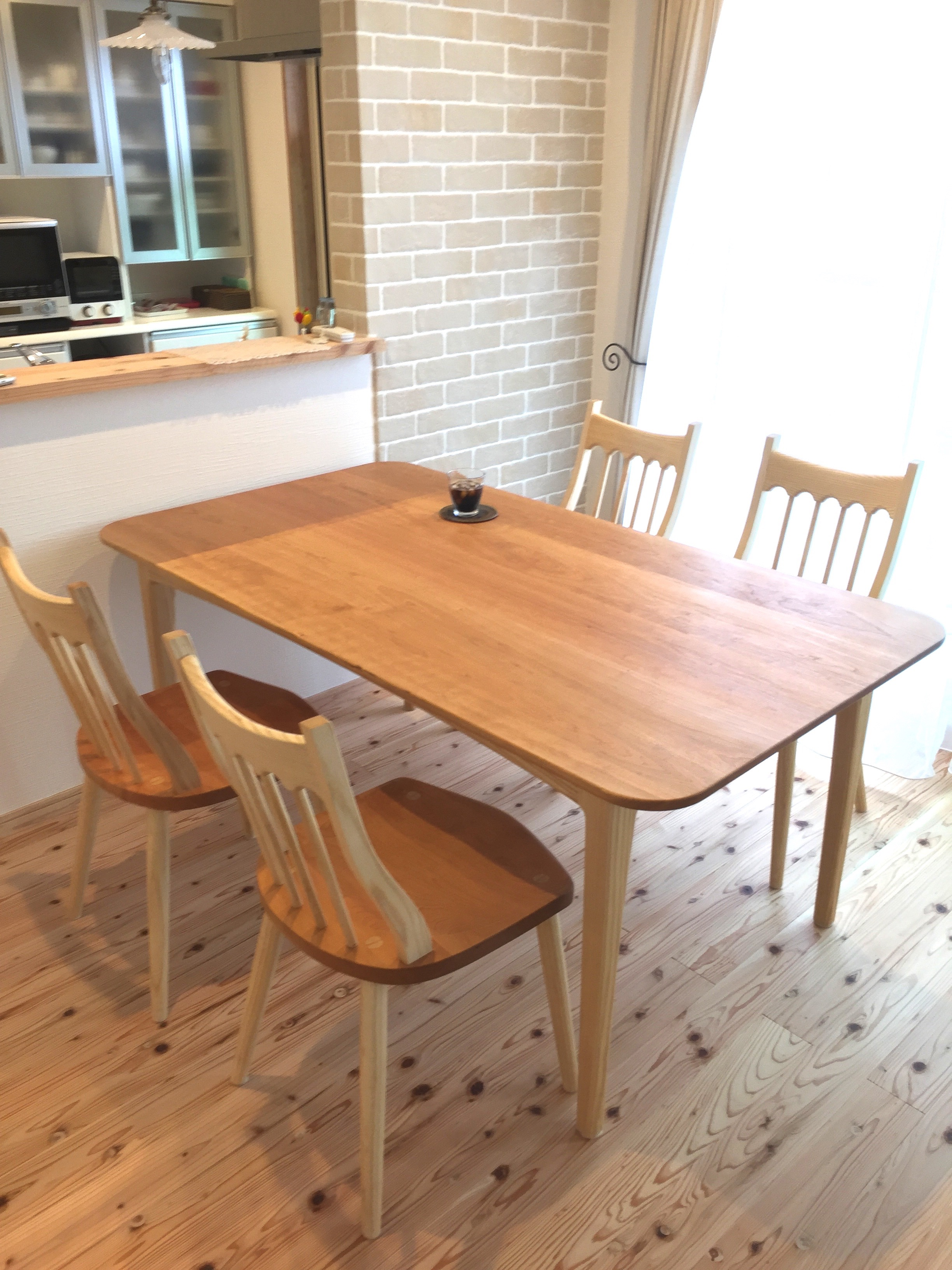 Dining Table Set1-7(order made)