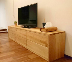 TV-Stand (order made)