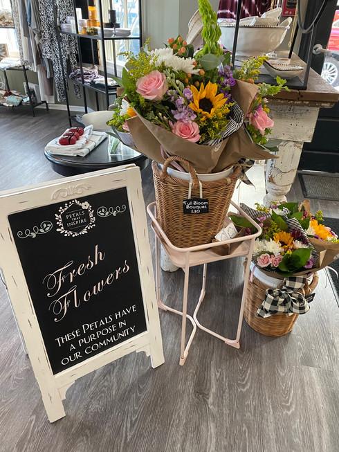 Pop-up Bouquet Bar