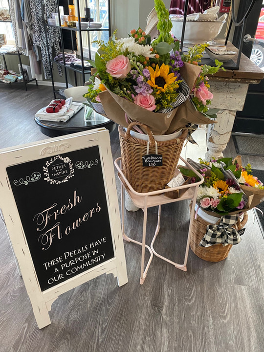 Pop-up Bouquet Bar