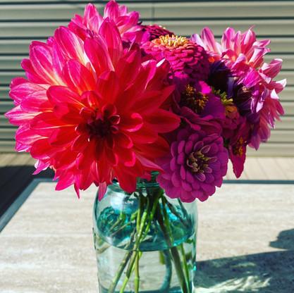 Homegrown from our Cut Flower Garden
