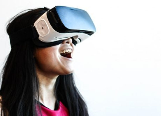 Virtual Realty Headset