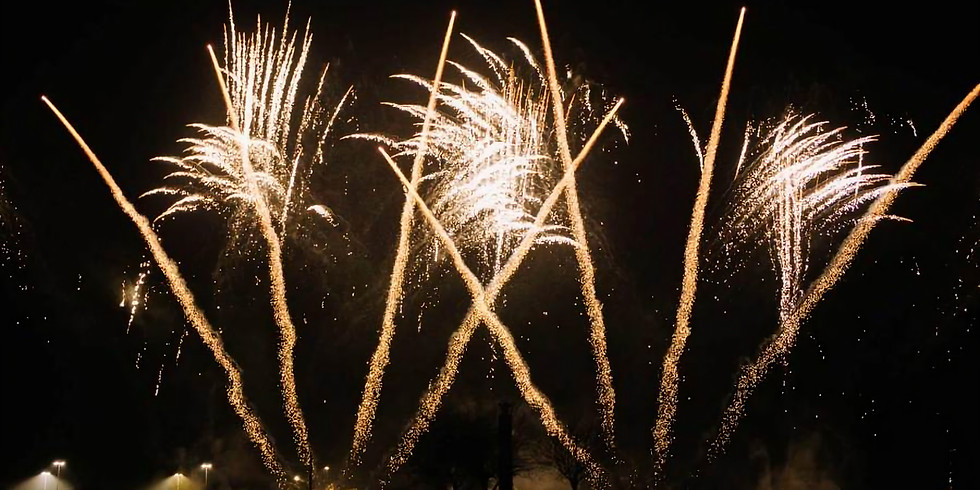Amesbury Firework display