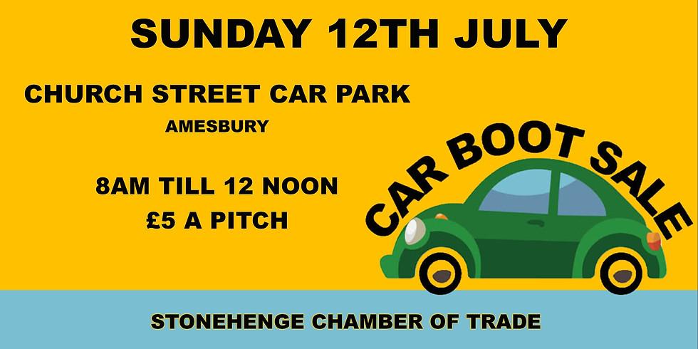 Amesbury Car Boot Sale