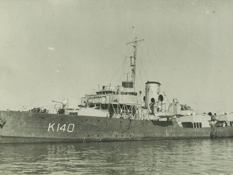 HMS Coltsfood and Amesbury