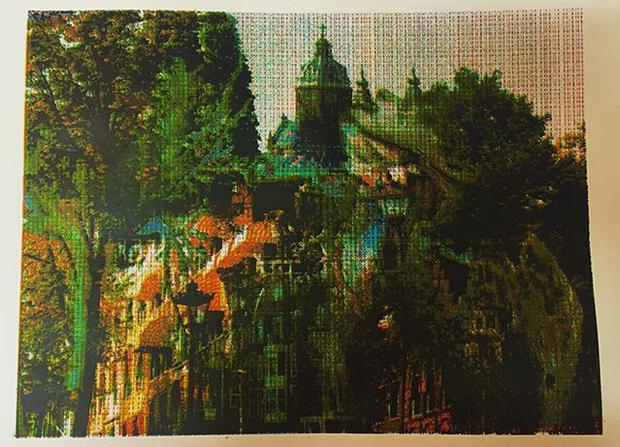 #cmyk #screenprint #silkscreen #amsterda