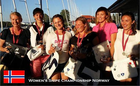 Norway Women's Nationals Snipe Champions