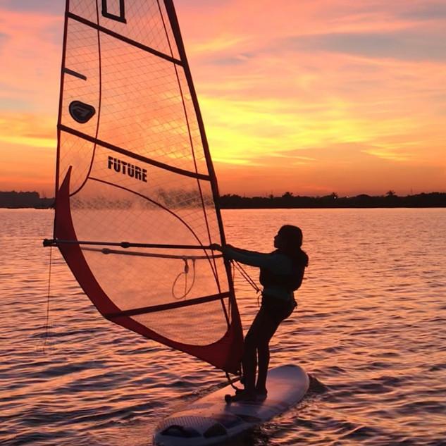 Young Windsurfer at Sunset.jpg