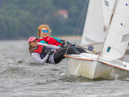 Carolina Sacconi & Mariana Peccicacco -the 2020 Women's Champions of Brazil