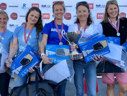 2020 Norwegian Women's Nationals - still on the summer sailing calendar