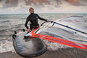 Alex Maorales BBYC Youth Windsurfing Coa