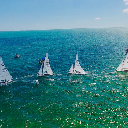 Windward Mark 2019 Star Midwinters Miami