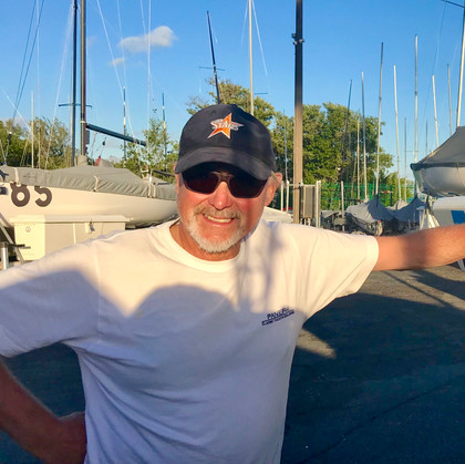 Denmark's Frank Berg Loving Star Sailing