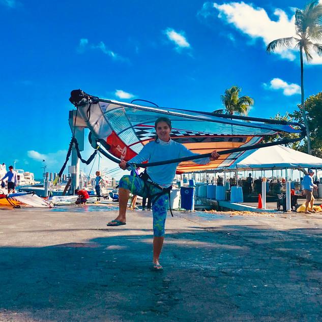 Under the Big Blue Sky Technos in Miami