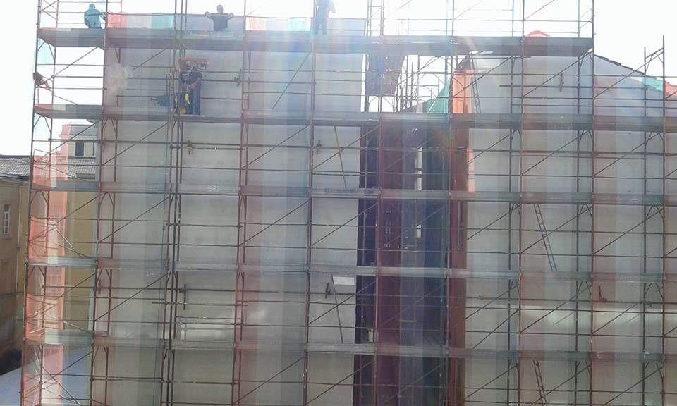costruzione palazzo roma - Vima appalti