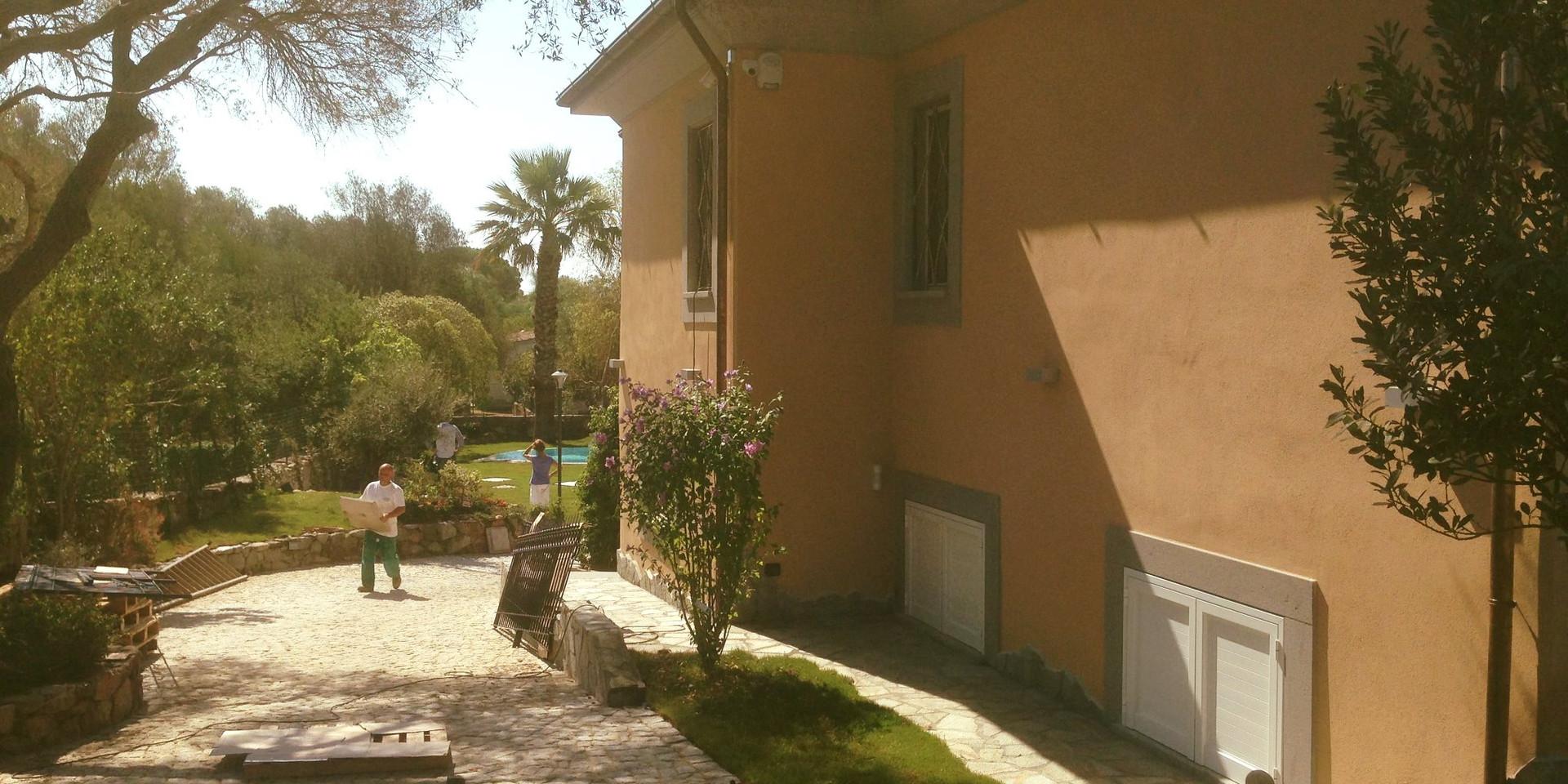 Villa Realizzata ad Olbia