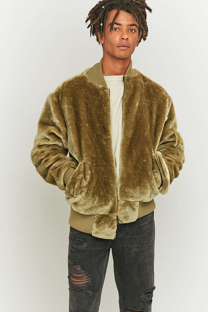 the new country olive bomber