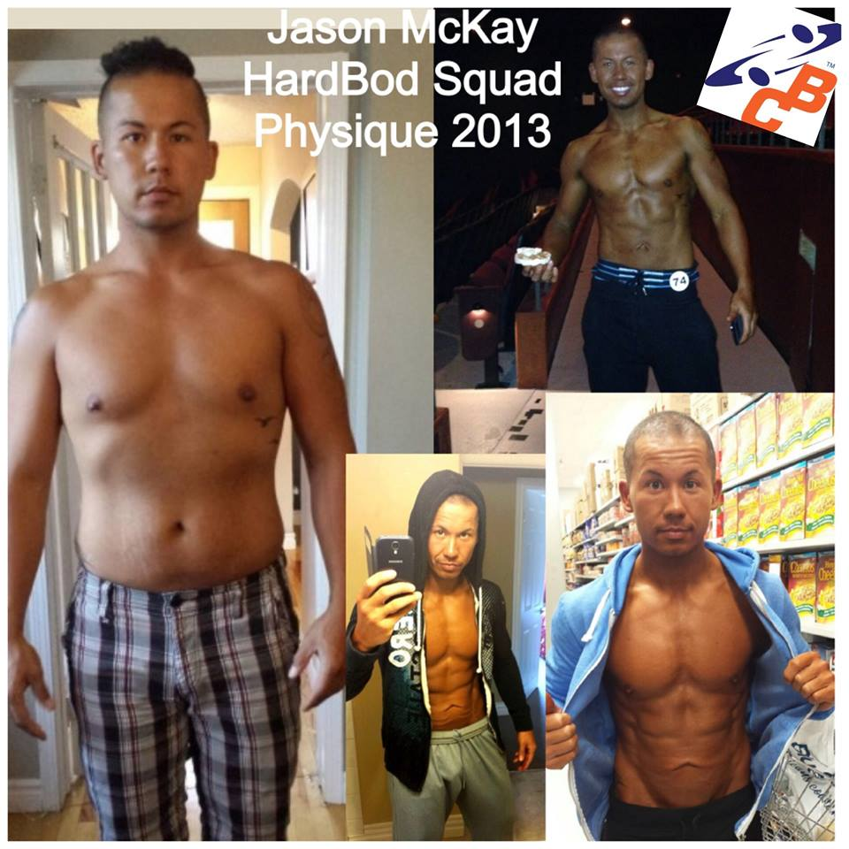Jason McKay -HardBodSquad Physique