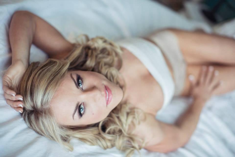 Ellie O'Rourke - HardBodSquad Bikini