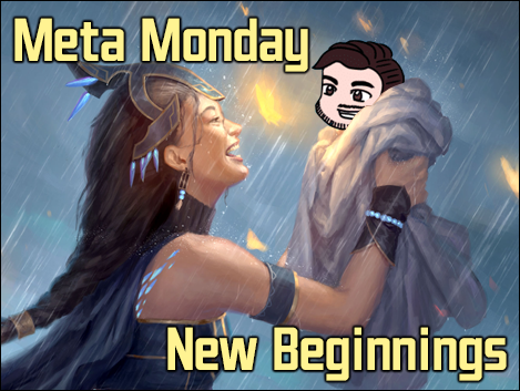 Meta Monday - New Beginnings