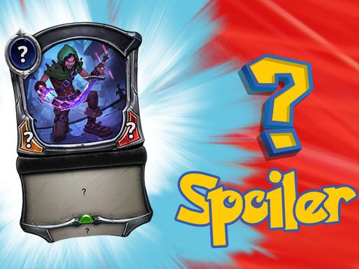 Exclusive Eternal Spoiler: Darkblade Cutpurse